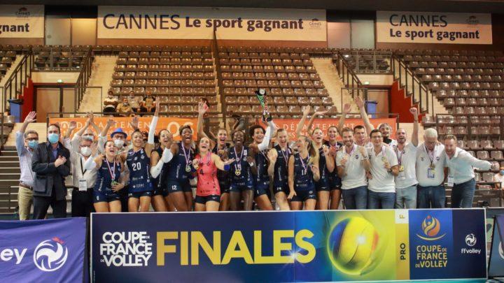 Coupe de France féminine 2020 : Venelles remporte son deuxième trophée et marque les esprits !