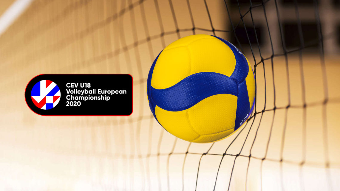 EuroVolley U18M : 4 Equipes Nationales dont celle de la France annulent leur participation
