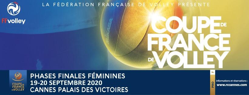 Coupe de France Féminine : Le RC Cannes communique…