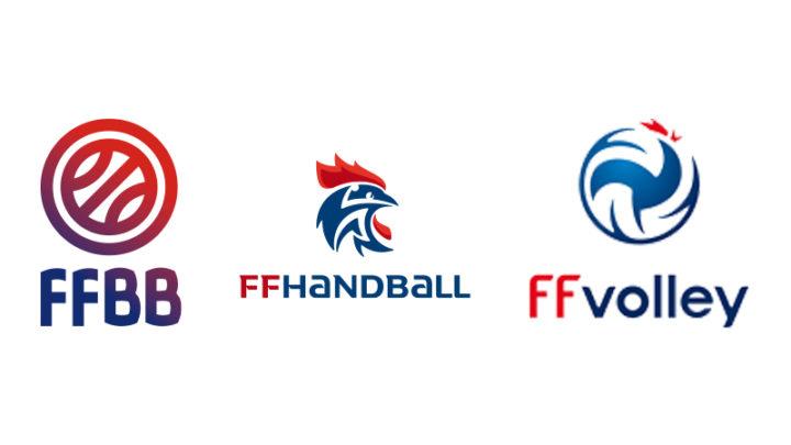 Les Fédérations Françaises de BasketBall, de HandBall et de Volley-Ball sont sur le point de faire un communiqué commun sur l'arrêt des Championnats Amateurs en salle