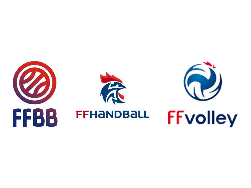 Le communiqué commun entre des Fédérations Françaises de BasketBall, de HandBall et de Volley-Ball appelle à une plus profonde réflexion sur la pratique sportive en cette période de Crise du Covid-19
