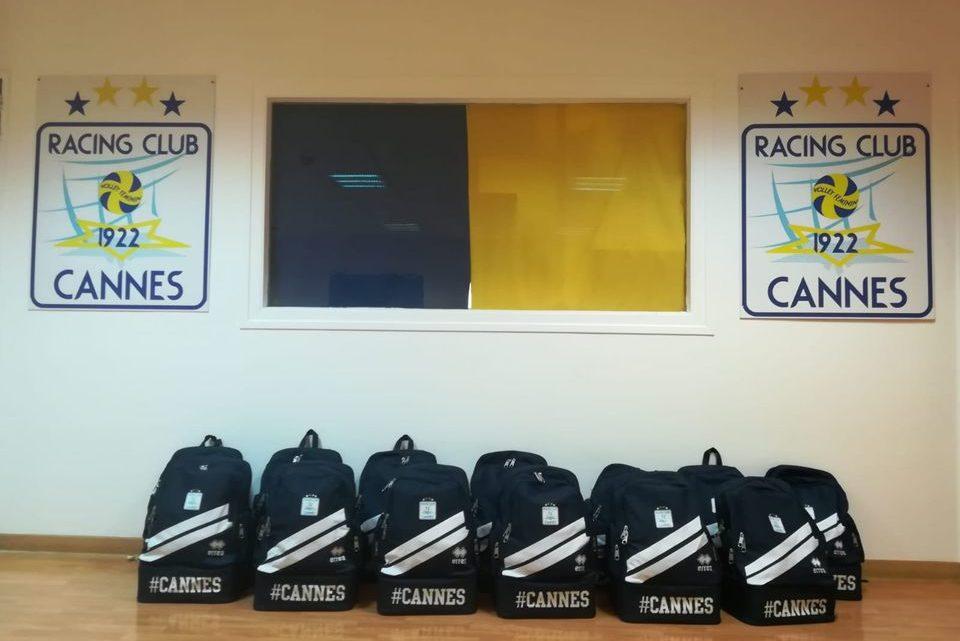 Après le Volero Le Cannet, une autre joueuse cas est testée positif au Covid-19 au RC Cannes