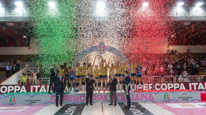 Finale de la Supercoupe d'Italie : Plus de 800 000 spectateurs sur la RAI 2