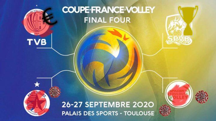 Le Stade Poitevin Volley Beach accepte la Coupe de France 2020