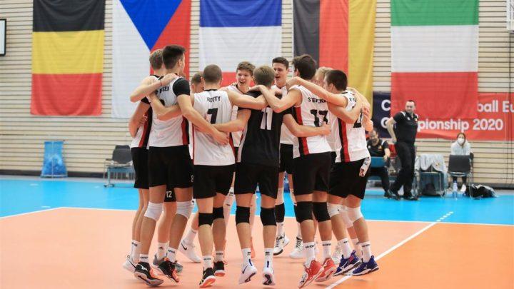 EuroVolley U20M 2020 : La Belgique gagne son dernier match de poule, la France ne jouera pas les demi-finales