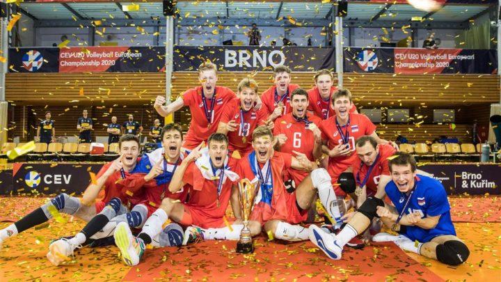 Finale EuroVolley U20M 2020 : Non sans mal, la Russie met fin à l'invincibilité de l'Italie