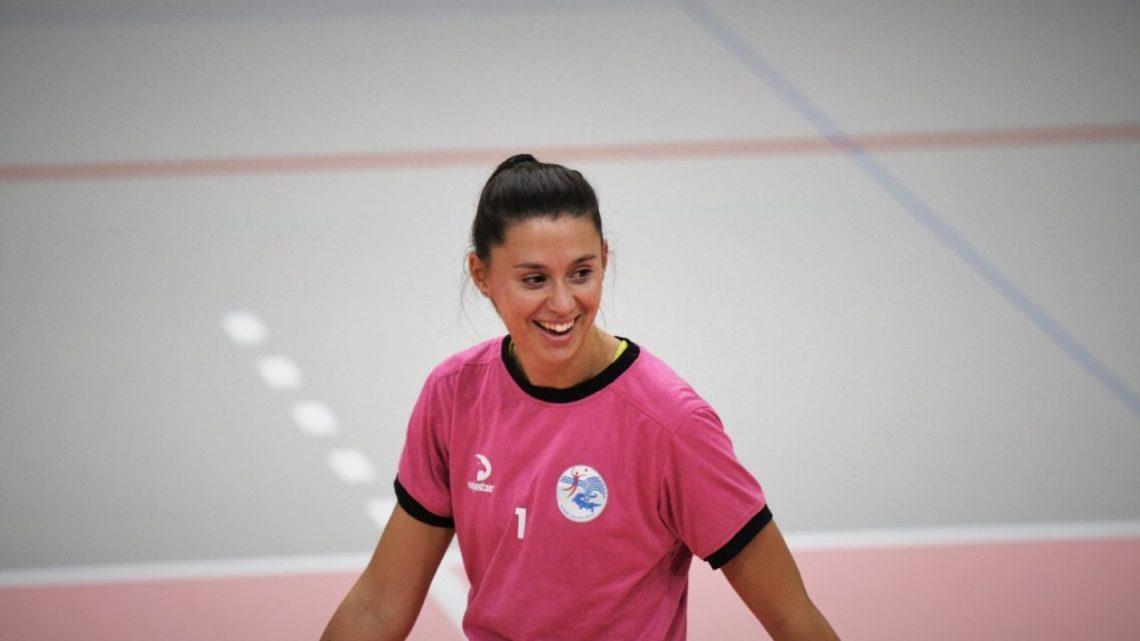 DEF : Marie Centelles, pas « Sans Elle » sur le terrain de Nimes Volley Ball