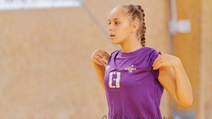 DEF : Nahida Amardjia, « un sacré petit bout de femme » à l'US Villejuif Volley-Ball