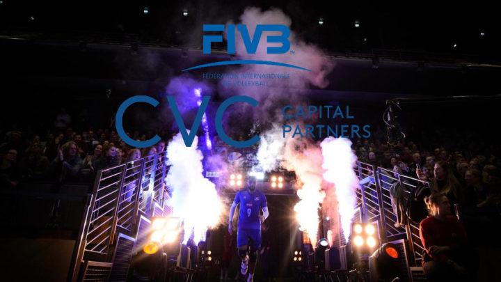 La FIVB s'associe à CVC Capital Partners