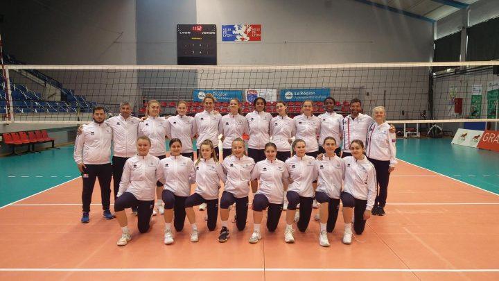 L'Equipe de France U16 Féminine jouera le Championnat d'Europe WEVZA