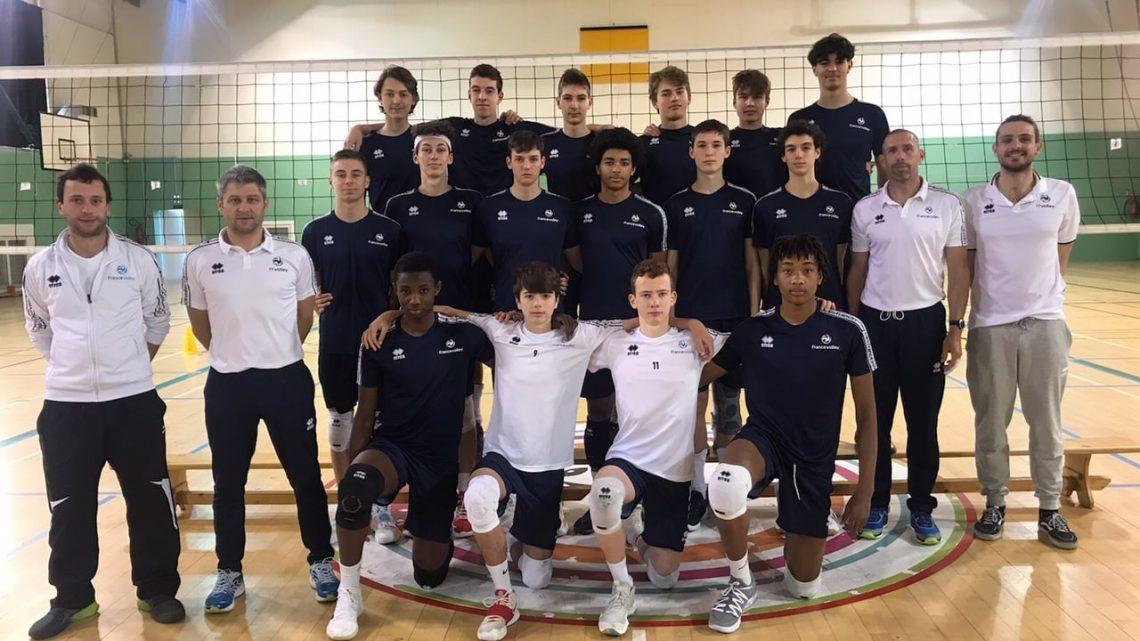Au Championnat WEVZA, l'Equipe de France Masculine U17 bat l'Allemagne pour la 3ème place