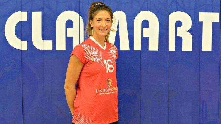 DEF : Noémie Clavreul, une valeur sûre au Clamart Volley Ball
