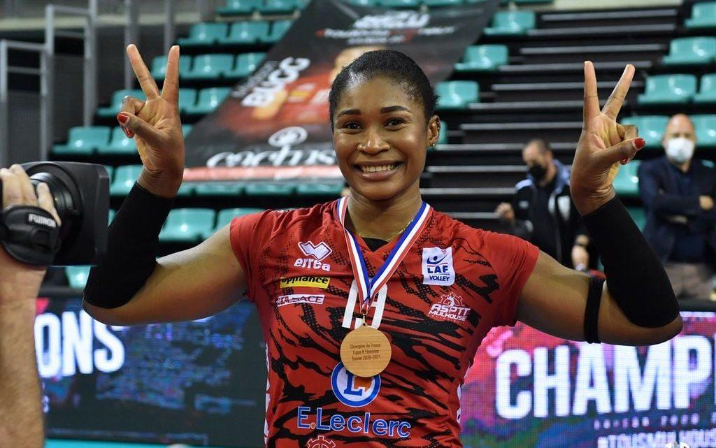 Laetitia Moma Bassoko jouera en V-League la saison prochaine !