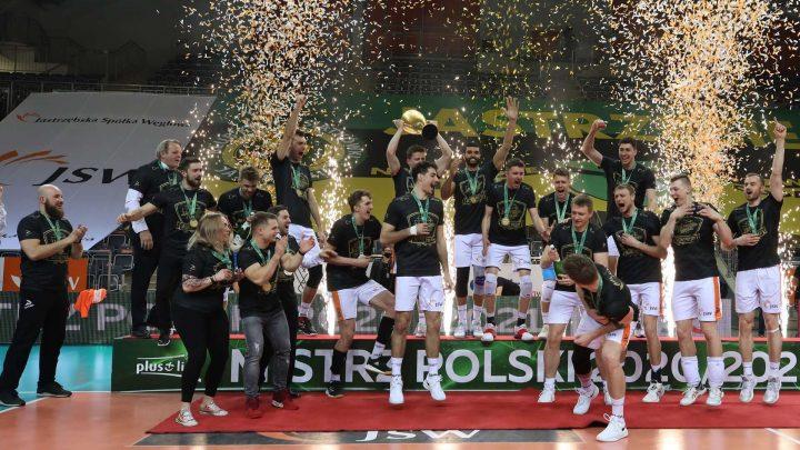 En Plusliga, Yacine Louati Champion de Pologne, Benjamin Toniutti Vice-Champion