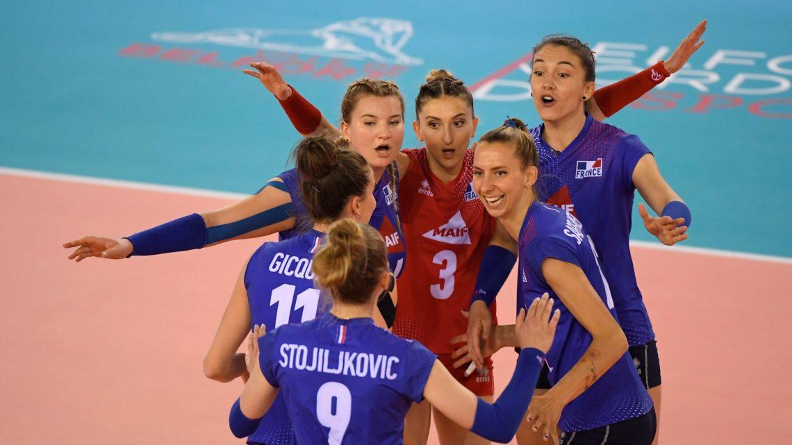 L'Equipe de France Féminine débute par une belle victoire au TQCE