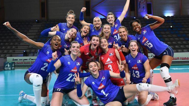 Golden League 2021 : L'Equipe de France Féminine en était à un set près ! Le compte rendu de Nina Stojiljkovic et d'Héléna Cazaute
